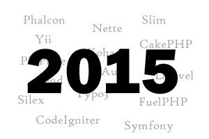 Framework PHP 2015 roku