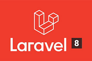 Laravel 8.x Logo